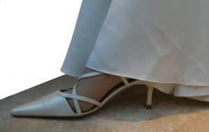 נעלי כלה בזול