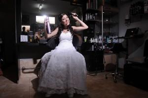 איפור ושיער לחתונה בסטודיו של רובי כהן