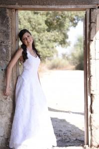 התופרת מתנה :: שמלת כלה